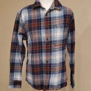 EDDIE BAUER Flannel Shirt Medium